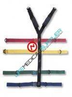 Spider-Loop Non-Velcro- Polypropylene multicolor w/bag-0
