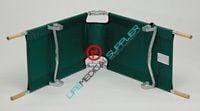 Junkin Easy fold Aluminum pole stretcher-0