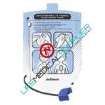 DefibTEch Pediatric defibrillation pads-0