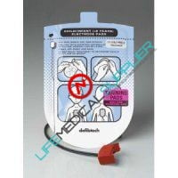 DefibTEch Pediatric training pads kit-0
