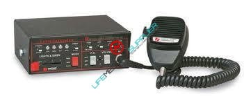 Electronic siren 200W PA 4000 Federal Signal-0