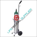 MRI compatible cylinder cart for type E/D-0