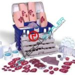Advanced Military Casualty simulation kit Ref: 104-819-0