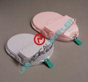 Samaritan Pediatric® Pad-Pak™ battery/electrodes-4492