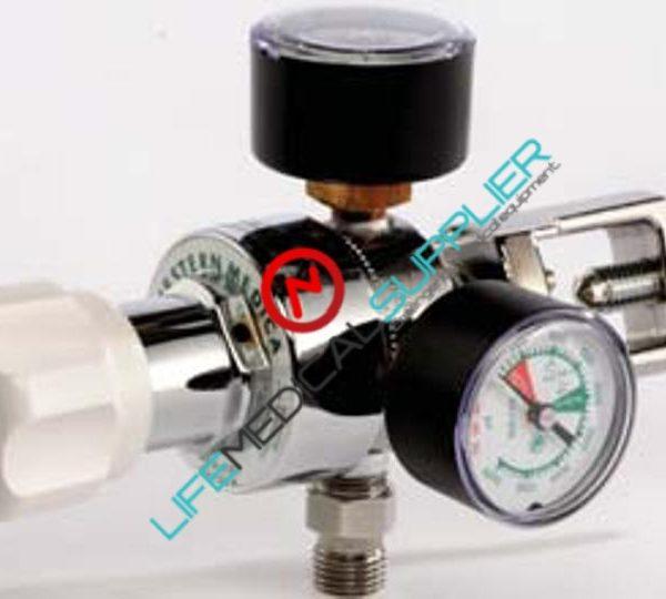 Oxygen regulator SWIVEL YOKE REG 1/2-15 LPM-0