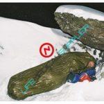 Blizzard Survival sleeping bag Olive Drab 25/case BPS-02-0