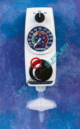 Chemetron Vacutron Cont/Int vacuum regulator adult use-0