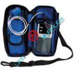 Blue Nylon Padded Protective Case for Nonin 2500-0