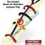 Spider-Strap Velcro-Polypropylene w/carry bag -0