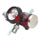 Brass oxygen regulator fixed flow/2 check valves-0