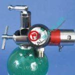 LSP Rhino oxygen regulator 0-25 lpm barbed-0