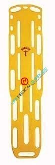 LSP Stabilizer Backboard w/pines Yellow 500Lbs-0