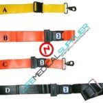 Heavy Duty Patho-Shield Impervious restraint straps 7'-0