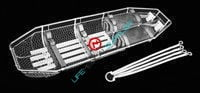 Standard Splint basket Stretcher kit with cover-0