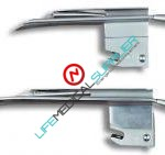 GreenLine® Miller Port Laryngoscope Blade #1-0