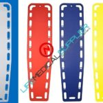 "AB SPINEBOARD 10-993 8 pins 18""inches wide Red Blue-Orange-0"