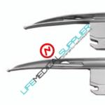 GreenLine® Robertshaw laryngoscope Blade #1-0