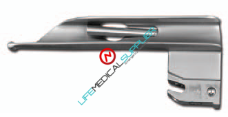 GreenLine® Oxford laryngoscope Blade #1-0