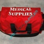 Medical Responder First Aid Kit with supplies-0
