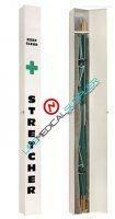 Wall Mounted Aluminum Pole Stretcher Kit-0