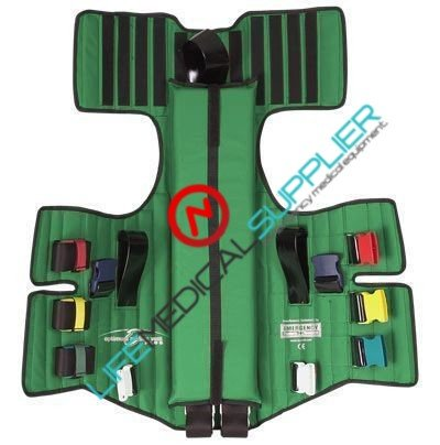 O.R.V. PLUS VEST GREEN AND CARRYING CASE-0