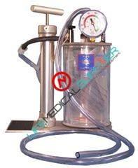 Rico Ambulance aspirator 1003 Model RS-6-0