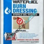 "Burn Dressing 2""x 6"" Water Jel-0"