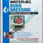 "Burn Dressing 4""x 16"" Water jel-0"