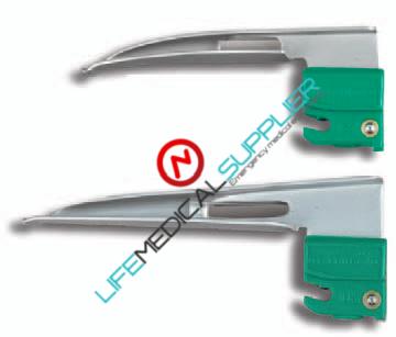 GreenLine®/D™ Miller Disp. Blade laryngoscope # 0 20/Box-0
