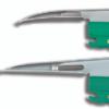 GreenLine®/D™ Miller Disp. laryngoscope Blade # 1 20/Box-0