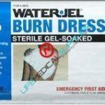 Burn dressing 8