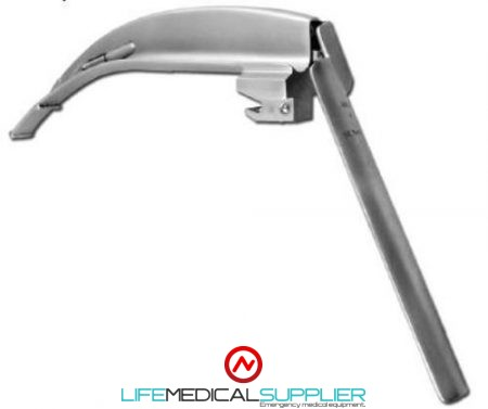 Sun-Flex™ - MacIntosh laryngoscope Blade # 4 Large Adult-0