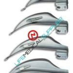 Reduced Flange E-MAC™ laryngoscope Blade # 2 Child-0