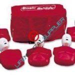 Basic Buddy CPR Manikin 5 pack-0