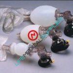 Bag valve Mask reusable w/ mask # 5-0