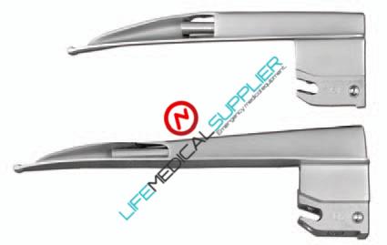 GreenLine® Seward Laryngoscope Blade #1-0