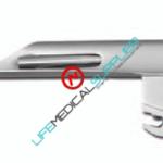 GreenLine® Soper laryngoscope Blade #1-0