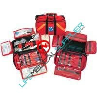 Multi-pro Trauma Pack orange 860 OR-0