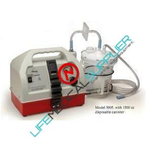 Gomco portable aspirator 115/60 model 305 -0