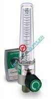 Chemetron Oxygen flowmeter 0-15 lpm 1/8 FNPT (No adapter)-0