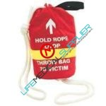 Water Rescue Throw Bag w/ 75 Ft. Rope-0