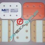 """Cardboard splint ,18"""" center foam , 12/cs-0"""