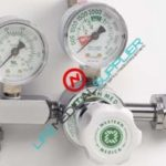Oxygen regulator 0-100 PSI CGA-540-0