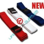 Economy Poly Straps Patriotic Colors 3/pack-0