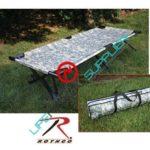 ACU Digital Camouflage Aluminum Folding Cot-0