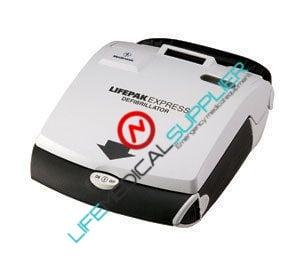 Medtronic Physio-Control Lifepak Express AEd Defibrillator-0