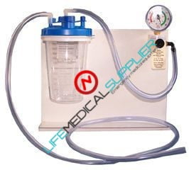 Rico on-board aspirator Model RS-4X 1001C with adapter-0