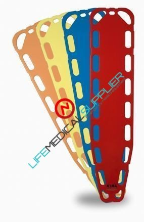 LSP Backboard Xtra red without pins L81500-0