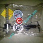 Oxygen regulator 0 -100 psi 0-15lpm Diss outlet-0