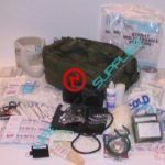 Elite Militar M39 Medical bag FA139 with supplies-0